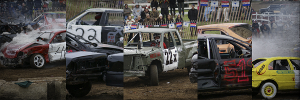 Burford Demo Derby